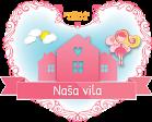 Logo Naša Vila